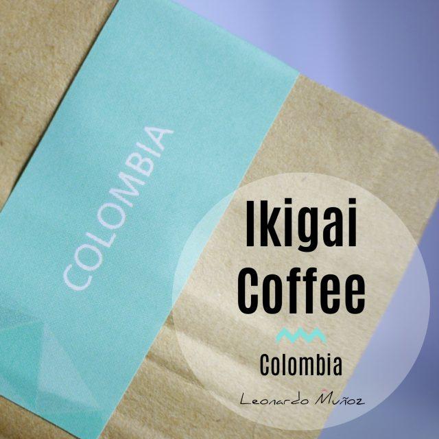 Ikigai Coffee Colombia Leonardo Muñoz