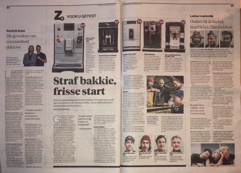 Algemeen Dagblad 29 december 2018