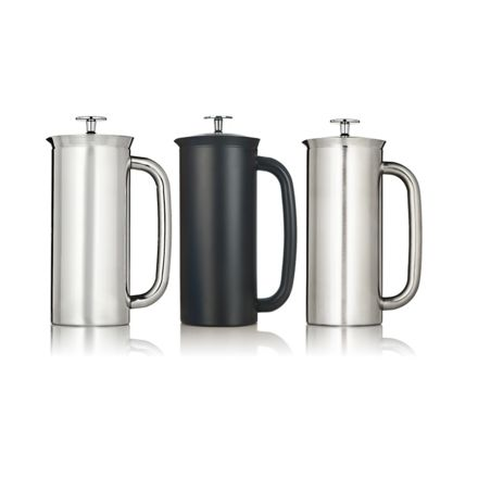 Espro P7 Brushed, Black & Polished