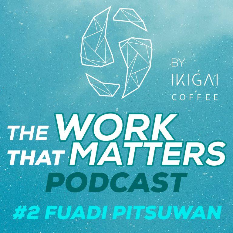 Ikigai Podcast design
