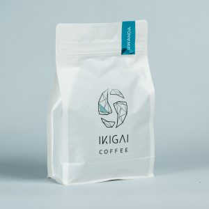 340 grams bag of Rwandan coffee