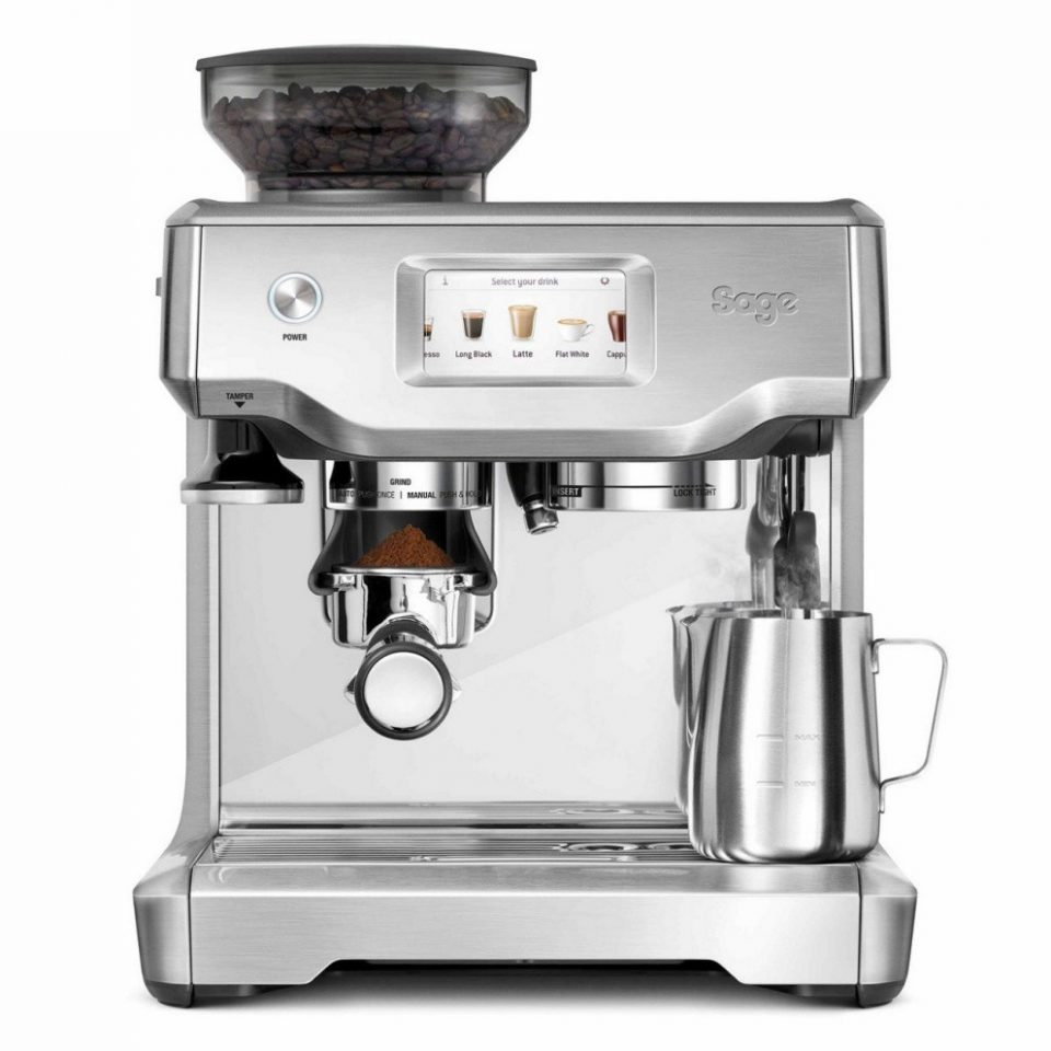 Sage Barista Touch front view