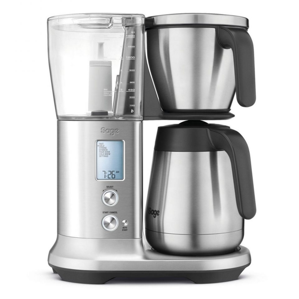 Sage Precision Brewer thermos front