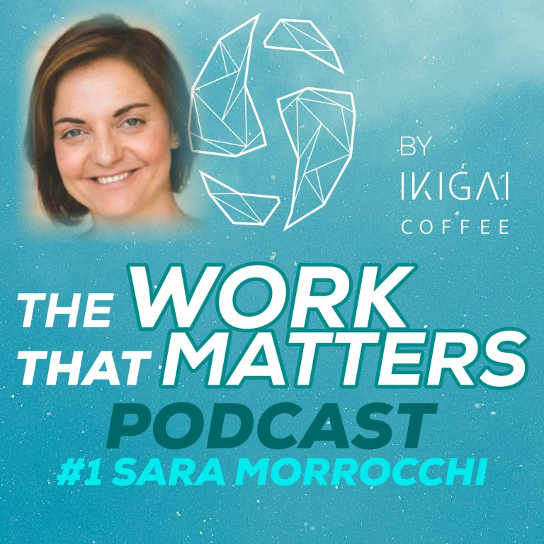 Ikigai Podcast Sara Morrocchi