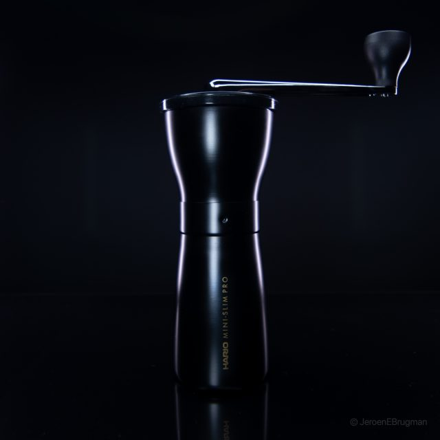 hair slim pro hand grinder, photo by JeroenEBrugman