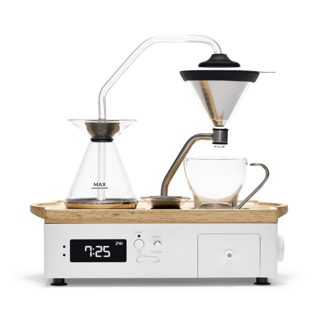 Joy Resolve Barisieur coffee alarm