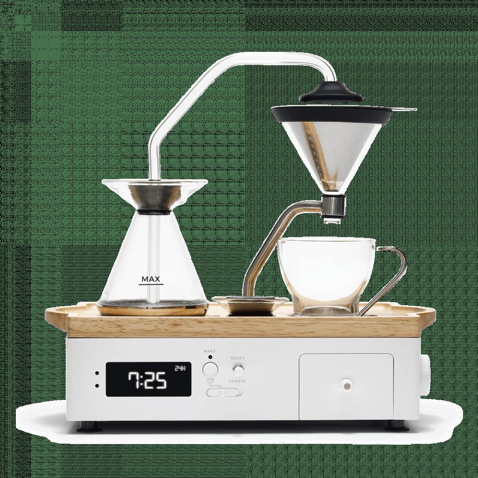 Joy Resolve Barisieur coffee alarm