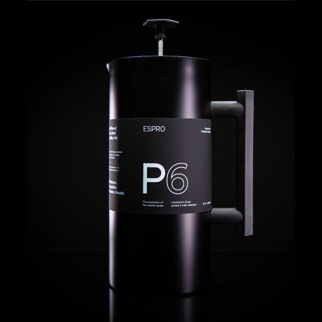 P6 square black